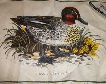 Set of 4 Kreier Duck Linens/ Made in Switzerland/Never Used