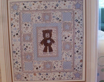 Bitty Baby Boy Quilt Pattern