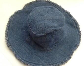 Eco Friendly Pure Hemp 100% THC Free Sun Hat