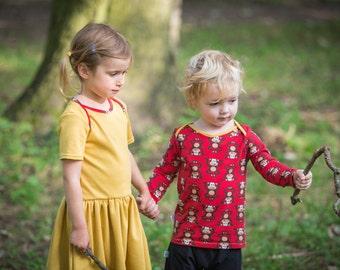 MBJM Eclipse and Emi Top and Dress Bundle: Small Newborn - Age 12