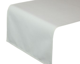 Ivory Table Runner 14 X 108 Inches | Ivory Table Runners For Weddings,  Events,