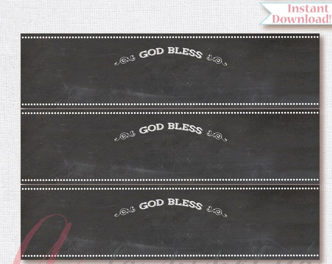 20 off coupon on first communion bottle labels chalkboard labels