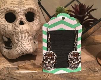 Los Muertos Earrings