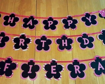 25% off with coupon FLASHSALE -Minnie Mouse Banner