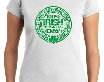 T-shirt T0457 St. Patrick
