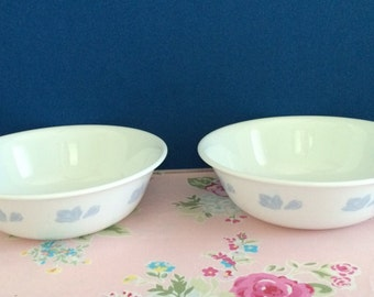Corelle by Corning Friendship 2 Replacement Cereal / Soup Bowls