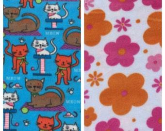 Fleece Cat Blanket(C83)
