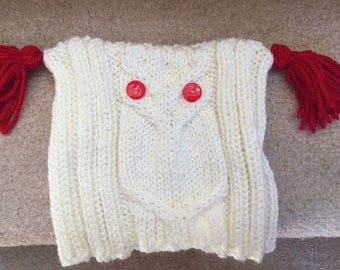 Oscar the Owl Child's Hat-Small Size