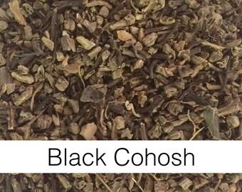 Black Cohosh (Actaea racemosa) - Organic