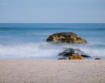 Gansett Summers ~ Scarborough Beach, Narragansett, Rhode Island, New England, Ocean, Coastal, Beach Art, Photograph, Home Decor, Art