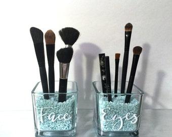 Makeup Brush Holder | Makeup Holder | Makeup Storage | Makeup Organizer | Lipgloss Holder | Brush Holder |  Makeup Holder | Face and Eyes