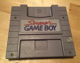 Super Game Boy   SNES   Video Game Cartridge   Super Nintendo System