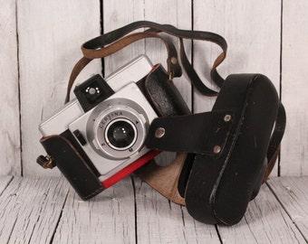 Vintage camera Certo Certina - 120 mm film camera - Photography camera - Old camera made in DDR - Retro photo camera- Mid century camera