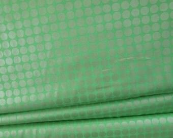 Mirror Ball Dot DM2999 - Aloe - D Michael Miller Fabrics