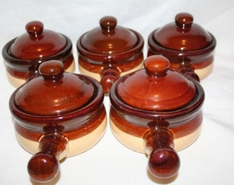 French Onion Soup Bowls with Lids (5)