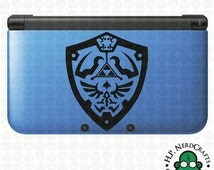 Shield of Hyrule Decal