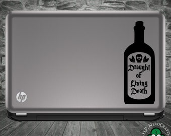 Draught of Living Death Potion Decal