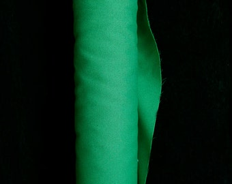 Green Maharam upholstery fabric / pattern is called messenger color is  called fresh..bright grass green