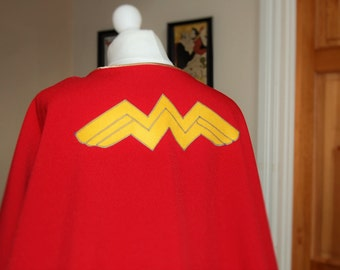 Inspired by wonder woman cape