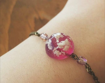 MADE ON ORDER: Clouds bracelet