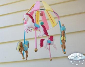 customizable Carousel baby mobile