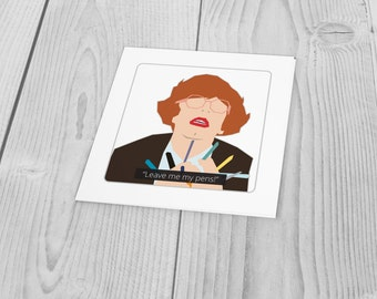 The League of Gentlemen | Birthday Card | Greeting Card