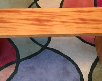 Reclaimed Douglas Fir Bench