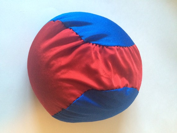 Large Squishy Ball : Weighted Fidget Squishy ball large sensory toy by AuntSandysSewing