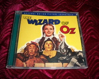 The Wizard Of Oz - Original Motion Picture Soundtrack CD