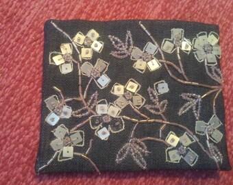 Moyna vintage coin purse