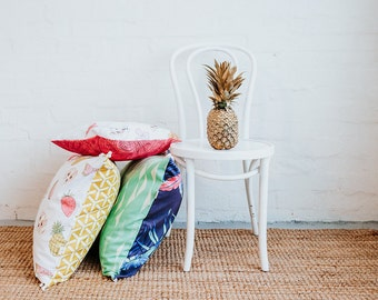 Fruit Salad Floor Cushion/Pet Bed