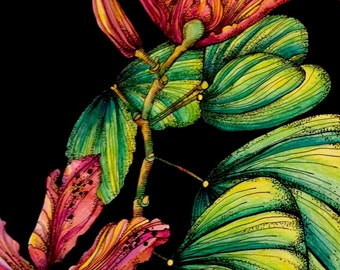 The Flowering Plant