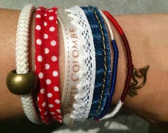 Multirangs Minnie woman Cuff Bracelet