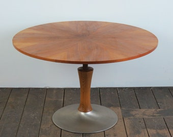 1970's Mid Century Table - Retro classic design imported from Denmark.