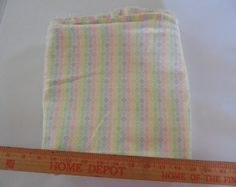 Destash-Lightweight Pastel Colored Fabric