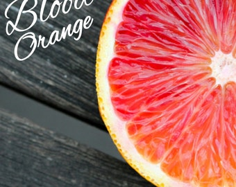 Blood Orange Candle/Bath/Body Fragrance Oil ~ 1oz Bottle