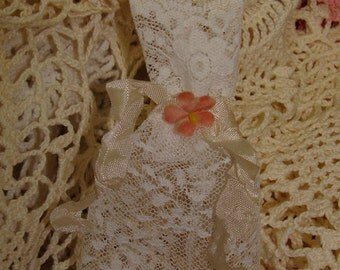 Shabby Chic Prom Dress Christmas Decoration/Tulle