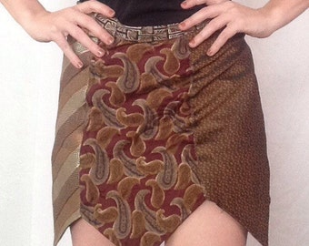 Men's Tie Skirt | Festival | Burning Man | Pixie | Steampunk