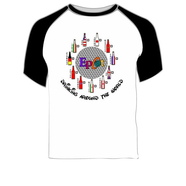EPCOT 21st BIRTHDAY DRINKING Disney Vacation Group Shirts