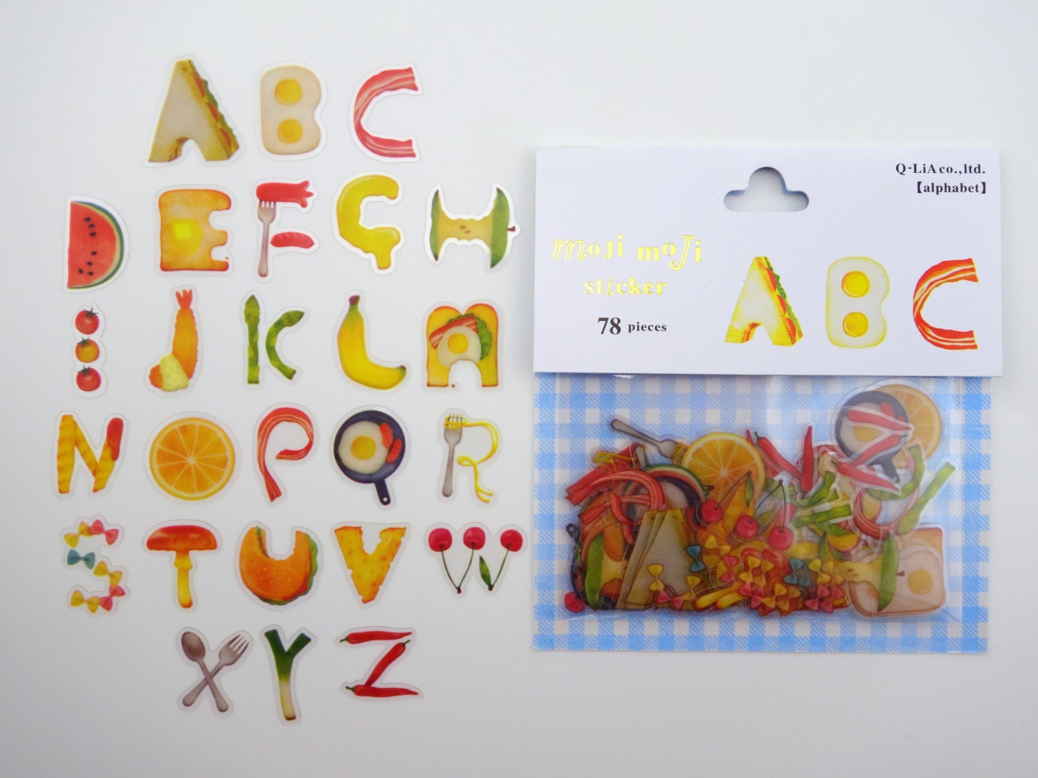 How to scrapbook letters -  3 75