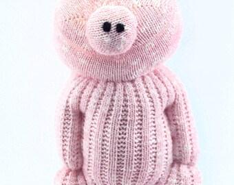 Pig Sock Animal