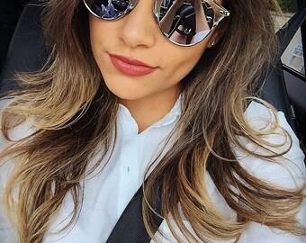Steel Kitty Sunglasses
