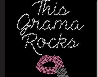 This GRAMA rocks!