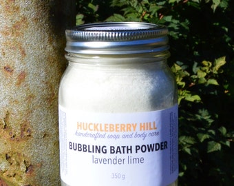 Bubble Bath ~ Bubbling Bath Powder ~ 350g