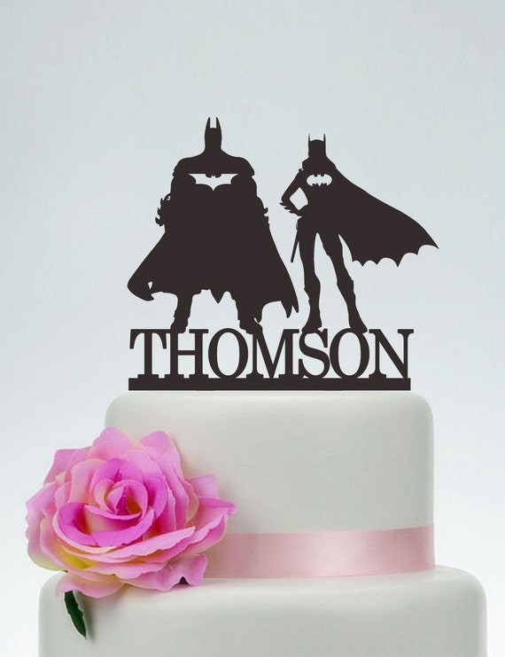 batman and batgirl wedding cake topper batman and batgirl cake topper wedding cake 11113