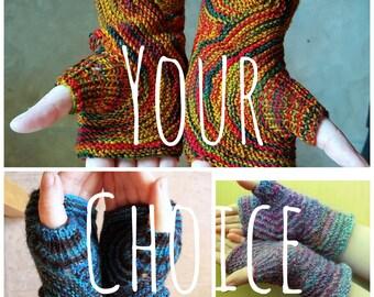Make to Order - Fingerless Gloves