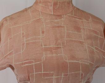 Young Edwardian Peplum Open Back Dress