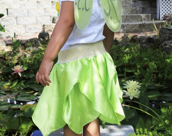 Fairy costume - Fairy Skirt - Fairy Outfit- birthday outfit