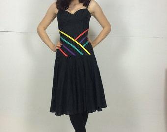 Louis Feraud Stunning Stripes
