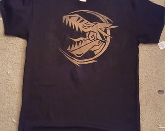 Monster Hunter Tigrex Bleached Shirt